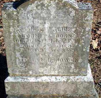HARDWICK, CLIDE E. - Crawford County, Arkansas | CLIDE E. HARDWICK - Arkansas Gravestone Photos