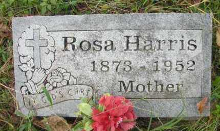 HARRIS, ROSA - Crawford County, Arkansas | ROSA HARRIS - Arkansas Gravestone Photos