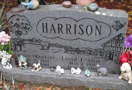 RANKIN HARRISON, JOANN - Crawford County, Arkansas | JOANN RANKIN HARRISON - Arkansas Gravestone Photos