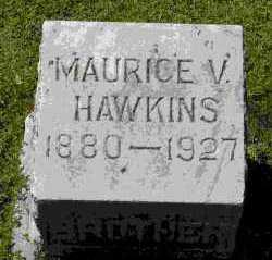 HAWKINS, MAURICE V - Crawford County, Arkansas | MAURICE V HAWKINS - Arkansas Gravestone Photos