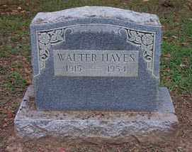HAYES, WALTER - Crawford County, Arkansas | WALTER HAYES - Arkansas Gravestone Photos
