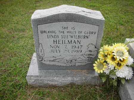 HEILMAN, LINDA SUE - Crawford County, Arkansas | LINDA SUE HEILMAN - Arkansas Gravestone Photos