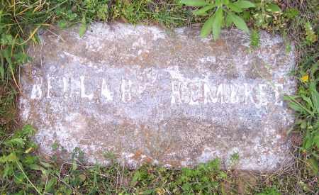 HEMBREE, BEULAH - Crawford County, Arkansas | BEULAH HEMBREE - Arkansas Gravestone Photos