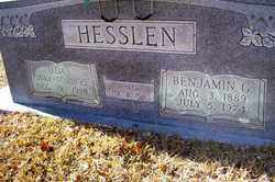 HESSLEN, IDA - Crawford County, Arkansas | IDA HESSLEN - Arkansas Gravestone Photos
