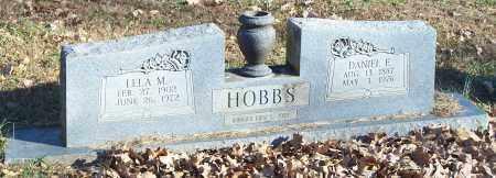 HOBBS, DANIEL F - Crawford County, Arkansas | DANIEL F HOBBS - Arkansas Gravestone Photos