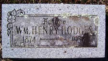 HODGES, WILLIAM HENRY - Crawford County, Arkansas | WILLIAM HENRY HODGES - Arkansas Gravestone Photos