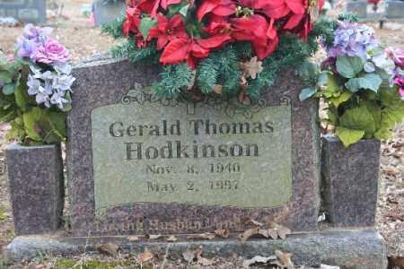 HODKINSON, GERALD - Crawford County, Arkansas | GERALD HODKINSON - Arkansas Gravestone Photos
