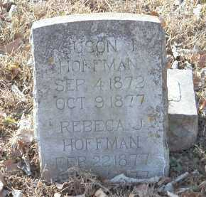 HOFFMAN, REBECA J. - Crawford County, Arkansas | REBECA J. HOFFMAN - Arkansas Gravestone Photos
