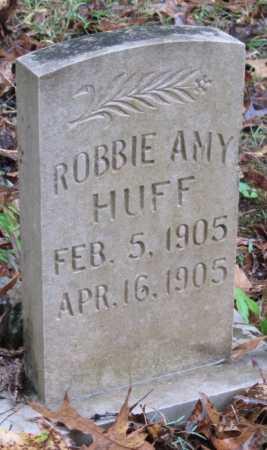 HUFF, ROBBIE AMY - Crawford County, Arkansas | ROBBIE AMY HUFF - Arkansas Gravestone Photos