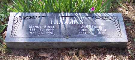 HUGGINS, MANDY ADELL - Crawford County, Arkansas | MANDY ADELL HUGGINS - Arkansas Gravestone Photos