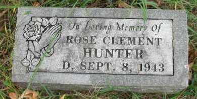 CLEMENT HUNTER, ROSE - Crawford County, Arkansas | ROSE CLEMENT HUNTER - Arkansas Gravestone Photos