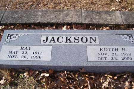 JACKSON, RAY - Crawford County, Arkansas | RAY JACKSON - Arkansas Gravestone Photos