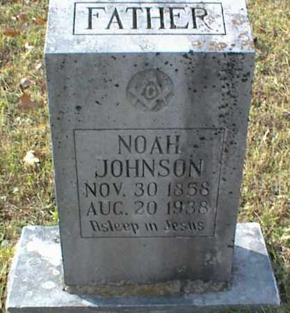 JOHNSON, NOAH - Crawford County, Arkansas | NOAH JOHNSON - Arkansas Gravestone Photos