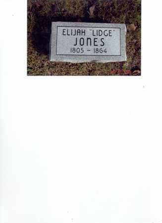 JONES, ELIJAH - Crawford County, Arkansas   ELIJAH JONES - Arkansas Gravestone Photos