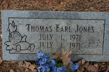 JONES, THOMAS - Crawford County, Arkansas   THOMAS JONES - Arkansas Gravestone Photos