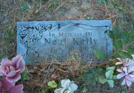 KELLY, WILLIAM NEAL - Crawford County, Arkansas   WILLIAM NEAL KELLY - Arkansas Gravestone Photos