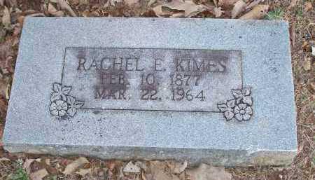 KIMES, RACHEL E - Crawford County, Arkansas | RACHEL E KIMES - Arkansas Gravestone Photos