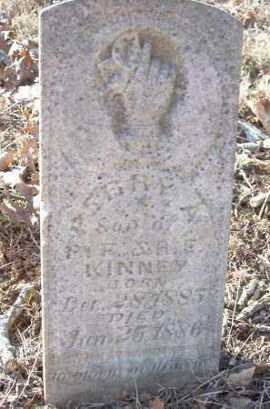 KINNEY, PERRY A. - Crawford County, Arkansas   PERRY A. KINNEY - Arkansas Gravestone Photos