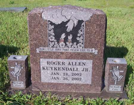 KUYKENDALL, ROGER ALLEN JR - Crawford County, Arkansas   ROGER ALLEN JR KUYKENDALL - Arkansas Gravestone Photos