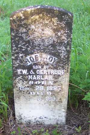 MARLAR, ROB ROY - Crawford County, Arkansas | ROB ROY MARLAR - Arkansas Gravestone Photos