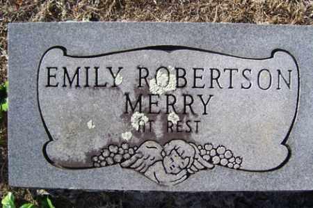 MERRY, EMILY - Crawford County, Arkansas   EMILY MERRY - Arkansas Gravestone Photos