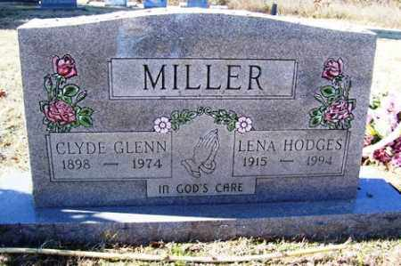 MILLER, LENA - Crawford County, Arkansas | LENA MILLER - Arkansas Gravestone Photos