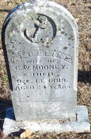 MOONEY, ANGELINE - Crawford County, Arkansas   ANGELINE MOONEY - Arkansas Gravestone Photos
