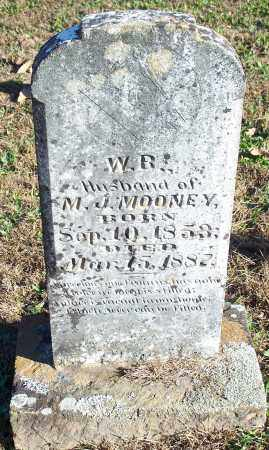 MOONEY, W  B - Crawford County, Arkansas | W  B MOONEY - Arkansas Gravestone Photos