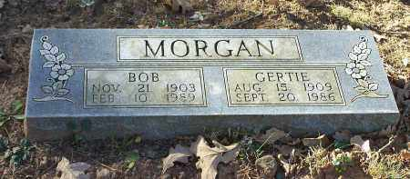 MORGAN, BOB - Crawford County, Arkansas | BOB MORGAN - Arkansas Gravestone Photos