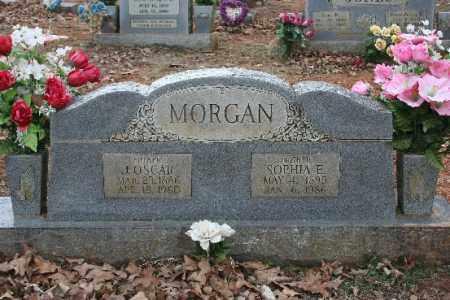 MORGAN, SOPHIA E - Crawford County, Arkansas | SOPHIA E MORGAN - Arkansas Gravestone Photos