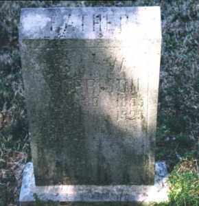 MORRISON, WILLIAM STEPTOE - Crawford County, Arkansas | WILLIAM STEPTOE MORRISON - Arkansas Gravestone Photos