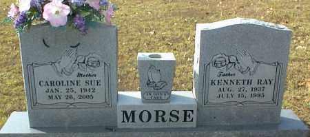 MORSE, CAROLINE SUE - Crawford County, Arkansas | CAROLINE SUE MORSE - Arkansas Gravestone Photos