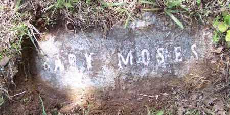 MOSES, BABY - Crawford County, Arkansas | BABY MOSES - Arkansas Gravestone Photos
