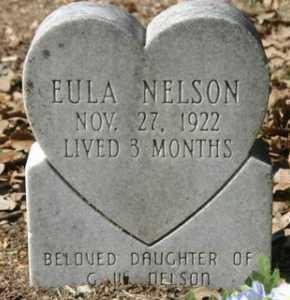 NELSON, EULA - Crawford County, Arkansas | EULA NELSON - Arkansas Gravestone Photos