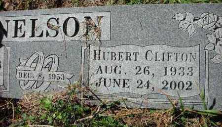 NELSON, HUBERT CLIFTON - Crawford County, Arkansas | HUBERT CLIFTON NELSON - Arkansas Gravestone Photos
