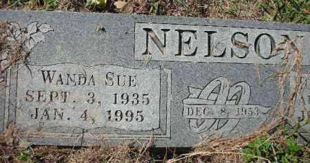 NELSON, WANDA SUE - Crawford County, Arkansas | WANDA SUE NELSON - Arkansas Gravestone Photos