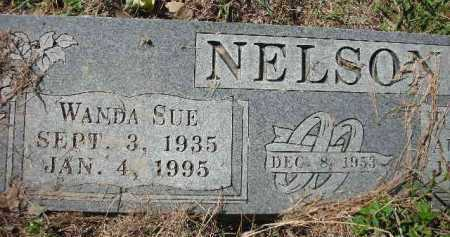NELSON, WANDA SUE - Crawford County, Arkansas | WANDA SUE NELSON - Arkansas Gravestone Photos