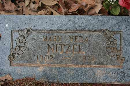 NITZEL, MARY - Crawford County, Arkansas | MARY NITZEL - Arkansas Gravestone Photos