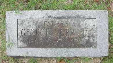 NORWOOD, GEORGE - Crawford County, Arkansas   GEORGE NORWOOD - Arkansas Gravestone Photos