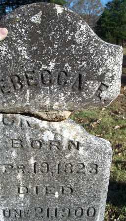 ORRICK [POSSIBLY], REBECCA E. - Crawford County, Arkansas | REBECCA E. ORRICK [POSSIBLY] - Arkansas Gravestone Photos