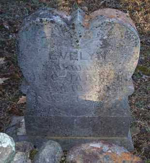 OSBORN, EVELYN - Crawford County, Arkansas | EVELYN OSBORN - Arkansas Gravestone Photos