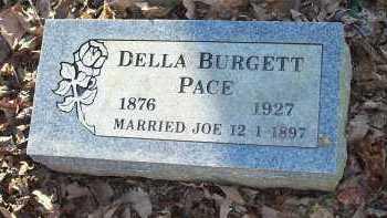 PACE, DELLA - Crawford County, Arkansas | DELLA PACE - Arkansas Gravestone Photos