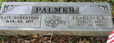 PALMER, CLARENCE E - Crawford County, Arkansas   CLARENCE E PALMER - Arkansas Gravestone Photos