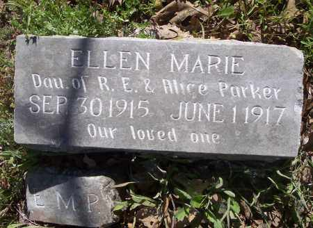 PARKER, ELLEN MARIE - Crawford County, Arkansas | ELLEN MARIE PARKER - Arkansas Gravestone Photos