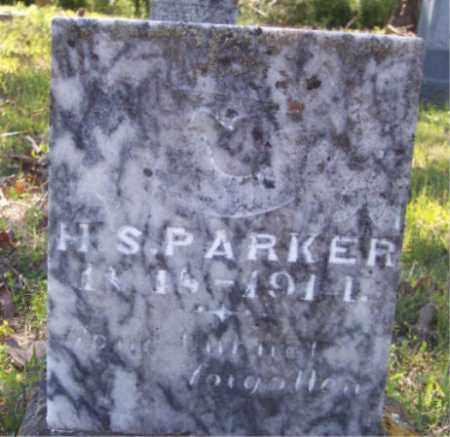 PARKER, H S - Crawford County, Arkansas   H S PARKER - Arkansas Gravestone Photos