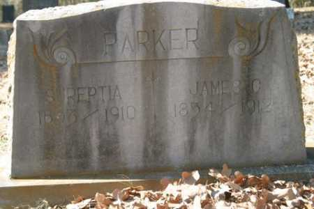 PARKER, JAMES C - Crawford County, Arkansas | JAMES C PARKER - Arkansas Gravestone Photos