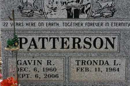 PATTERSON, GAVIN R. - Crawford County, Arkansas | GAVIN R. PATTERSON - Arkansas Gravestone Photos