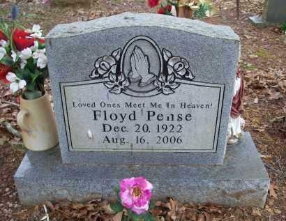 PENSE, FLOYD - Crawford County, Arkansas   FLOYD PENSE - Arkansas Gravestone Photos