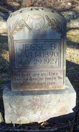 PENSE, JESSE B. - Crawford County, Arkansas   JESSE B. PENSE - Arkansas Gravestone Photos