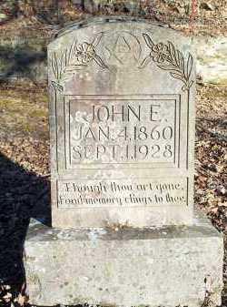 PENSE, JOHN E. - Crawford County, Arkansas   JOHN E. PENSE - Arkansas Gravestone Photos